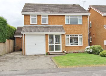 Thumbnail 4 bed detached house for sale in Riseholme Avenue, Wollaton, Nottingham