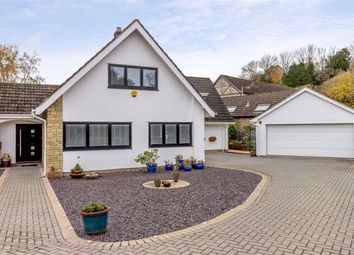 Thumbnail 4 bed detached house for sale in Woodcroft Close, Woodcroft, Chepstow