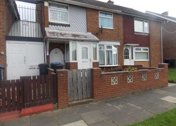 Thumbnail 3 bed semi-detached house to rent in Caversham Road, Easterside, Middlesbrough