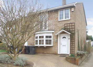 3 bed end terrace house for sale in Collins Cross, Bishop's Stortford CM23
