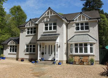 Thumbnail 4 bed detached house for sale in Ledcameroch Gardens, Dunblane