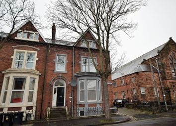 Thumbnail 1 bed flat to rent in Flat 1, 29 Aglionby Street, Carlisle