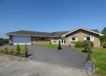 Thumbnail 4 bed detached bungalow for sale in Dunnocksfold Road, Alsager, Stoke-On-Trent