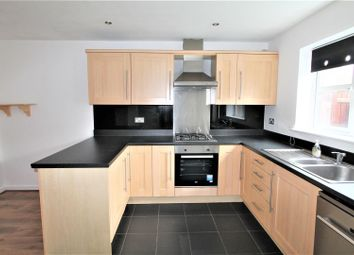 Thumbnail 2 bed town house for sale in Kempson Road, Leicester