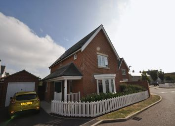 Thumbnail 3 bed detached house for sale in Glebe View, West Mersea, Colchester