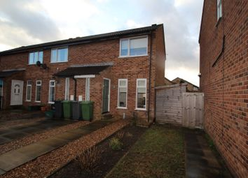 Thumbnail 1 bed end terrace house for sale in Lydham Court, York, North Yorkshire