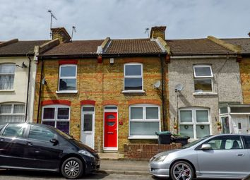 Thumbnail 3 bedroom terraced house for sale in Mead Road, Gravesend