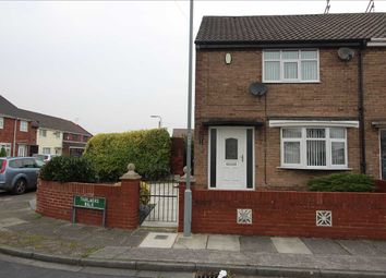Thumbnail 2 bed end terrace house for sale in Thirlmere Walk, Kirkby, Liverpool