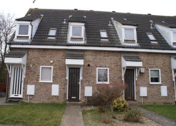 Thumbnail 2 bed terraced house to rent in Lucerne Close, Carlton Colville, Lowestoft