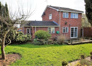 Thumbnail 3 bed detached house for sale in Parklands Road, Stoke-On-Trent