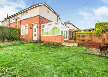 Thumbnail 3 bed semi-detached house for sale in St. Peters Avenue, Sowerby Bridge, West Yorkshire