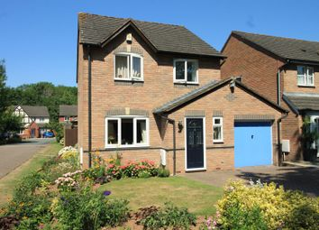 Thumbnail 3 bed detached house for sale in Yeoman Close, Ledbury