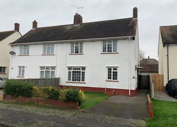 Thumbnail 3 bed semi-detached house for sale in Shelley Road, Chelmsford
