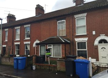 Thumbnail 2 bed terraced house to rent in Silver Street, Norwich