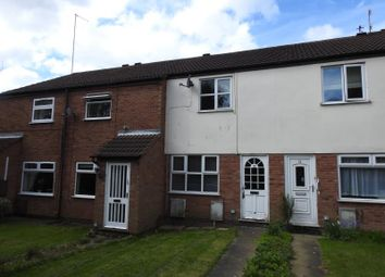 Thumbnail 2 bed terraced house for sale in Buttermere Court, Sherwood, Nottingham