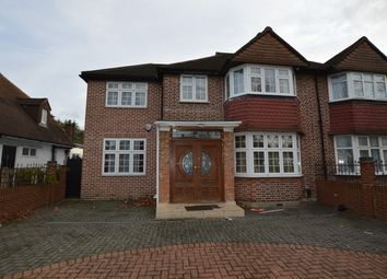 Thumbnail 5 bedroom semi-detached house to rent in Chertsey Road, Twickenham