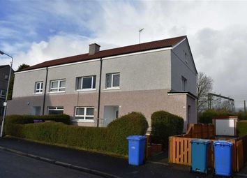 Thumbnail 2 bed flat for sale in 10, Rylees Crescent, Glasgow