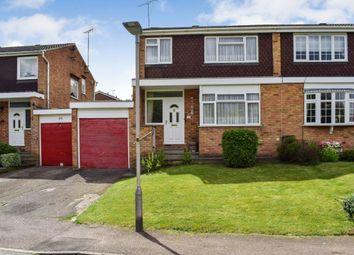 Thumbnail 3 bed semi-detached house to rent in Burnside, Sawbridgeworth, Sawbridgeworth