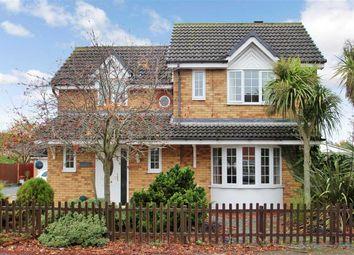Thumbnail 4 bed detached house for sale in Deben Valley Drive, Grange Farm, Kesgrave, Ipswich