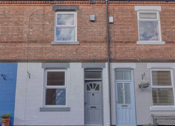 2 bed terraced house for sale in Doncaster Terrace, Nottingham NG2