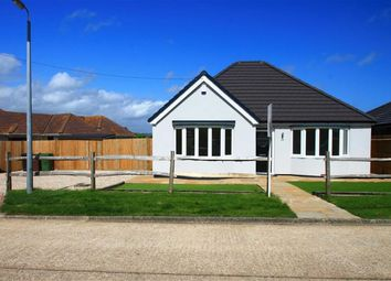 Thumbnail 2 bed detached bungalow for sale in Grand Avenue, Bexhill-On-Sea, East Sussex
