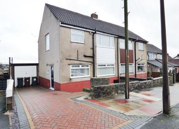 Thumbnail 3 bed semi-detached house for sale in Ladycroft Avenue, Buxton, Derbyshire