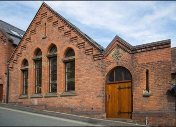 Thumbnail 3 bed town house for sale in The Reading Rooms, Red Bank, Welshpool, Powys