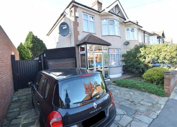 Thumbnail 3 bed end terrace house for sale in Reynolds Avenue, Chadwell Heath, Romford