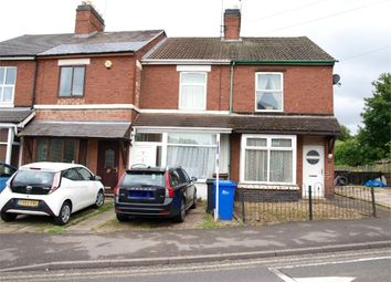 Thumbnail 3 bed terraced house to rent in Rosliston Road, Burton-On-Trent, Staffordshire