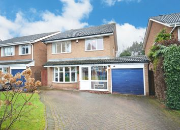 Thumbnail 4 bedroom detached house for sale in Grendon Road, Solihull