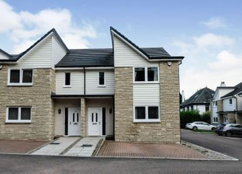 Thumbnail 3 bed semi-detached house for sale in Gardyne Road, Dundee