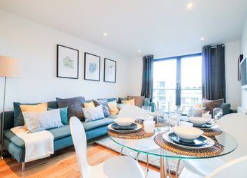Thumbnail 1 bed flat for sale in Parkside, Euler Court, Bow