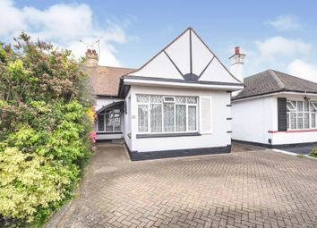 Thumbnail 3 bedroom bungalow for sale in Marlow Gardens, Southend-On-Sea