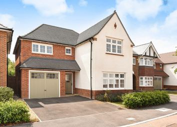 Thumbnail 4 bed detached house for sale in Asquith Park, Sutton Courtenay, Abingdon