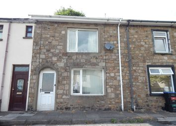 Thumbnail 2 bed terraced house for sale in River Row, Blaina