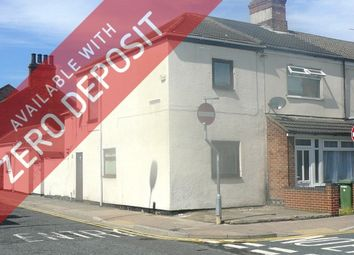 Thumbnail 1 bedroom flat to rent in Willingham Street, Grimsby