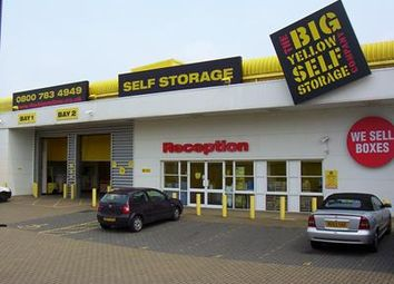 Thumbnail Warehouse to let in Big Yellow Self Storage Luton, Caleb Close, Dunstable Road, Luton