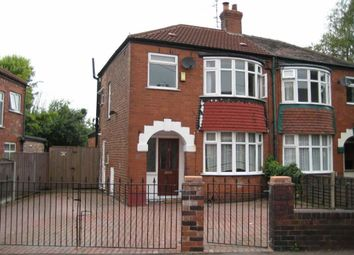 Thumbnail 2 bedroom semi-detached house to rent in Whiteley Street, Clayton, Manchester