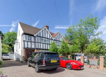 Thumbnail 4 bed semi-detached house to rent in Marjorams Avenue, Loughton