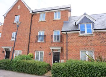 Thumbnail 4 bed terraced house for sale in Oxley Park, Milton Keynes