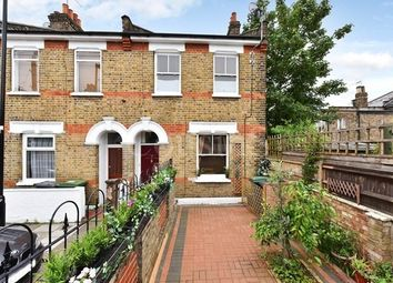 Thumbnail 3 bedroom end terrace house for sale in Baronet Grove, London