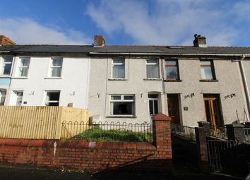 2 bed terraced house for sale in Dyffryn Road, Waunlwyd, Ebbw Vale NP23