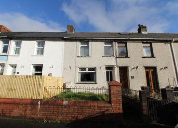 Thumbnail 2 bed terraced house for sale in Dyffryn Road, Waunlwyd, Ebbw Vale