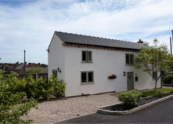 Thumbnail 3 bed cottage for sale in Stenson Road, Littleover