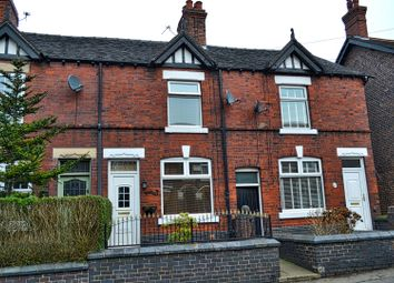 Thumbnail 2 bed terraced house for sale in High Street, Hlamer End, Stoke-On-Trent