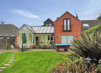 Thumbnail 4 bed semi-detached bungalow for sale in Kingsway North, Braunstone, Leicester