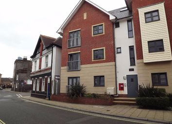 Thumbnail 2 bed flat to rent in St. James's Street, Portsmouth, Hampshire