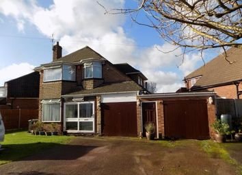 Thumbnail 3 bed detached house for sale in Mayfield Road, Streetly, Sutton Coldfield, West Midlands