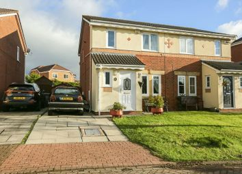 Thumbnail 3 bed semi-detached house for sale in Crowell Way, Preston