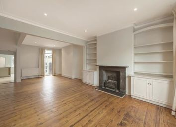 Thumbnail 3 bed terraced house to rent in Brookville Road, London
